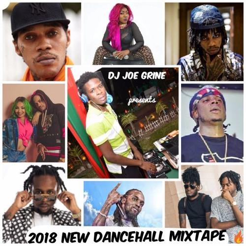 New Dancehall Mix 2018 feat  Alkaline Vybz Kartel Popcaan