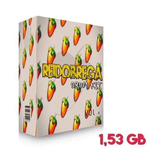 DOWNLOAD GRÁTIS EM COMPRAR) ReiDoBrega Drum Kit 1(FUNK