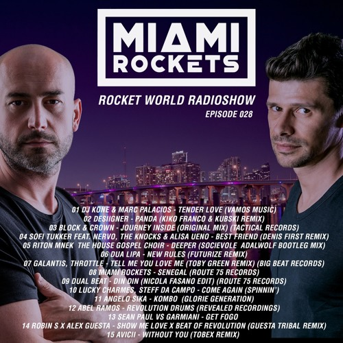 RocketWorld Radio Show Episode 028