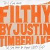 Justin Timberlake - Filthy (Official Instrumental)