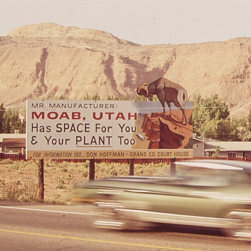 Moab, Utah: Ancient Crossroads of the West