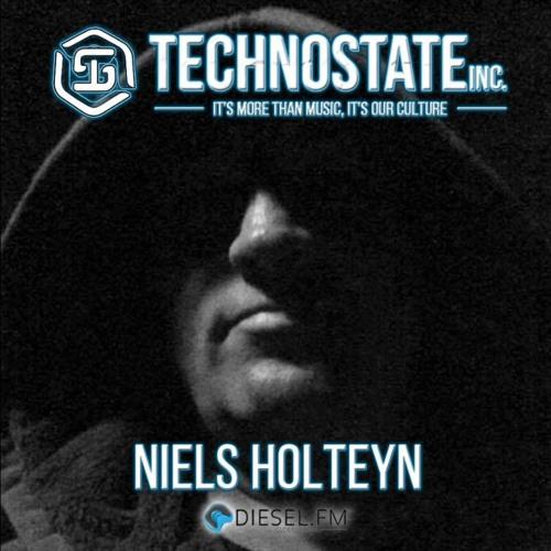 Niels Holteyn @ Technostate Inc. Showcase 55 on Diesel.FM (19-02-2018)