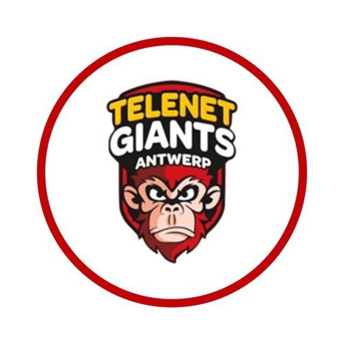 Telenet Giants Antwerp 84 vs 78 Proximus Spirou Charleroi (Coach Moors)