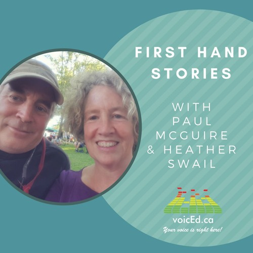 First Hand Stories With Heather Swail And Paul McGuire - Chris Nihmey