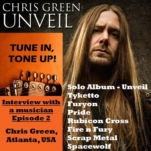 Interview with a musician episode 2: Chris Green