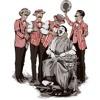 Trudbol - Everybody Wants To Be A Cat (Disney Aristocats) - A Cappella Barbershop Quartet