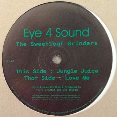 The Sweetleaf Grinders - Love Me (Kerouac & SMILE Edit) by