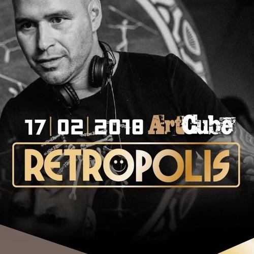 DJ BIOOL - RETROPOLIS INDOOR 2018 (warming up)