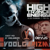 Guto Putti (Aevus) & Voolgarizm - High Trance Energy 074 2018-02-23 Artwork