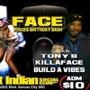(LISTEN LIVE AUDIO) KILLAFACE SOUND @ LION FACE BDAY BASH KANSAS CITY 2/17/18