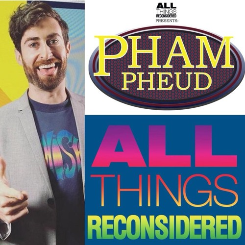 All Things Reconsidered LIVE - 2/18/18