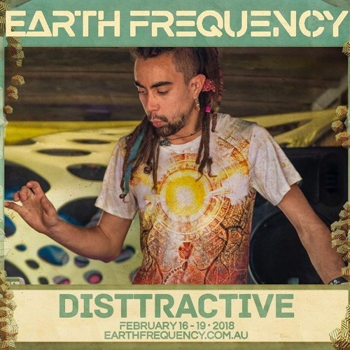 EARTH FREQUENCY LIVE SET 2018