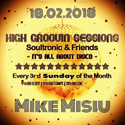 HGS 02/18 with Mike Misiu (Razor-N-Tape)