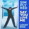 Simply Red - Say You Love Me (Lehay Remix)