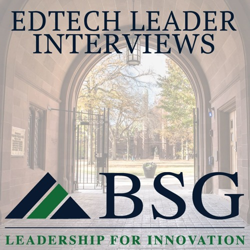 Intro to EdTech Leader Interviews with Todd Hand