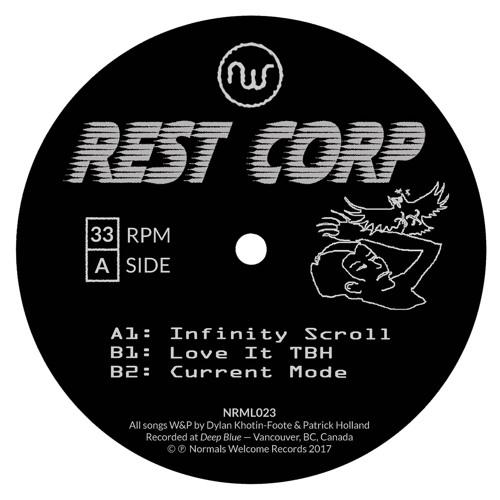 "Rest Corp - Infinity Scroll 12"" (NRML023)"