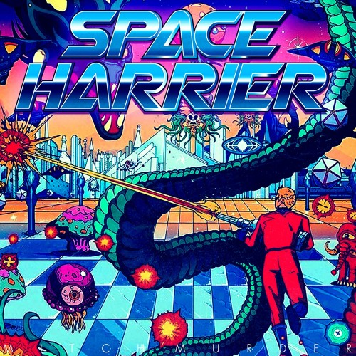 Mitch Murder - Space Harrier (Free Download)
