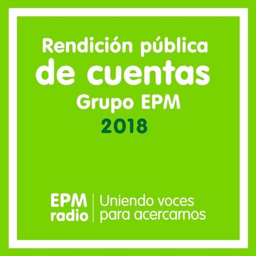 Rendición de Cuentas Grupo EPM 2018