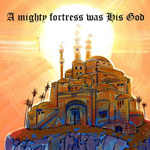 """1st Sunday in Lent (2-18-2018) - """"A Mighty Fortress Was His God"""" (Pastor Ansorge"""