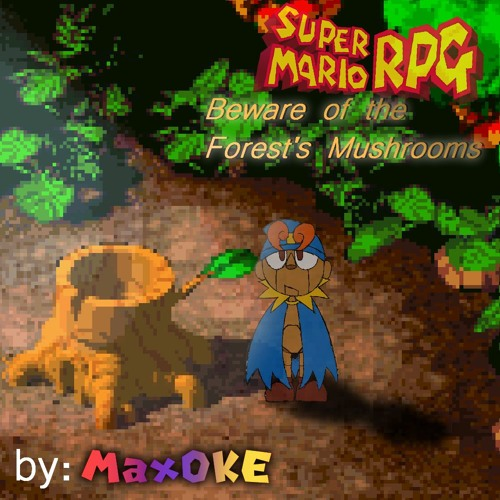 Super Mario RPG - Beware of the Forest's Mushrooms (Forest Maze) Remix