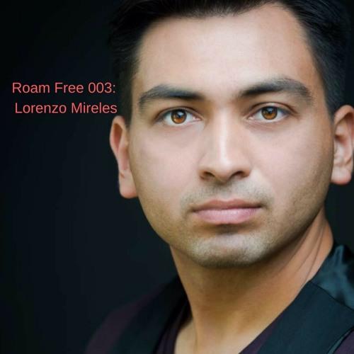 Lorenzo Mireles Roam Free Podcast 003