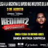 Spot Redimi2 en el Teatro Opera | 3 de agosto Portada del disco