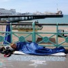 """""""The Migrant Homeless of Brighton"""""""