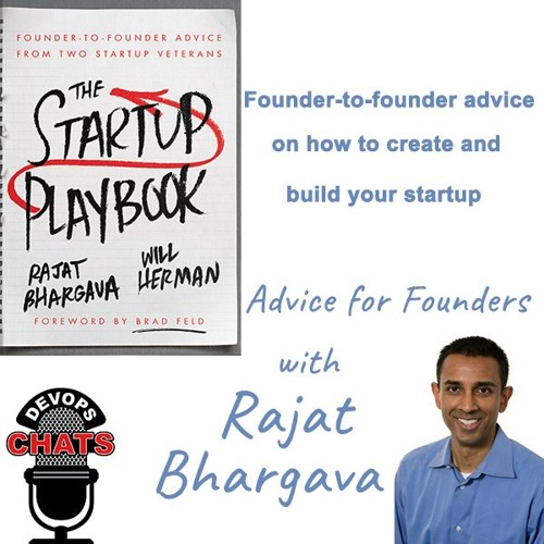 Startup Playbook: Founder-to-Founder Advice