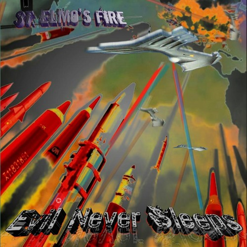 ST. ELMOS FIRE - I Begin (PURE STEEL RECORDS)