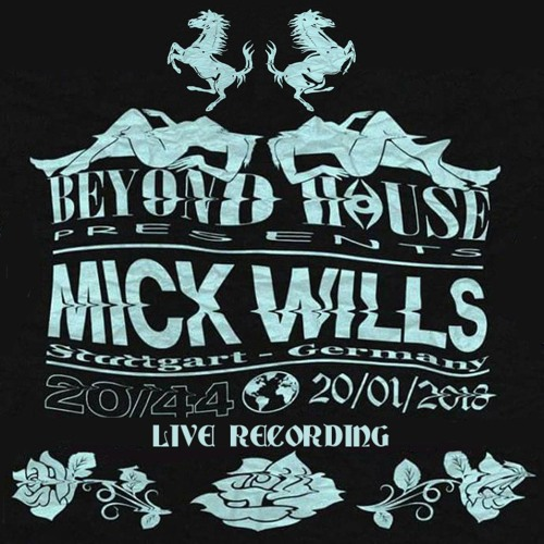 Mick Wills @20/44 - Belgrade - 20.01.2018