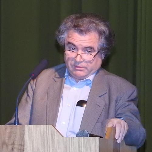 Predavanje ddr. Igorja Grdine na posvetu o dr. Grivcu in dr. Perku