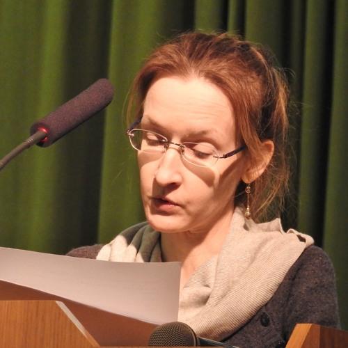 Predavanje dr. Neže Zajc na posvetu o dr. Grivcu in dr. Perku