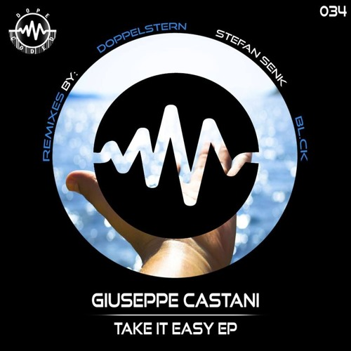 Giuseppe Castani - Take it easy EP
