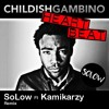 Childish Gambino  Heartbeat Kamikarzy and Solow Remix