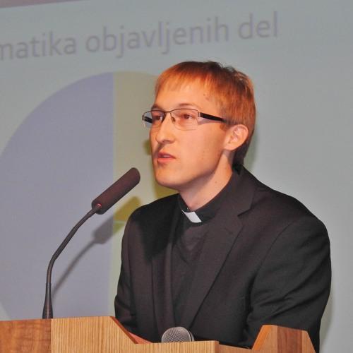 Predavanje dipl. teol. Marka Mohorja Stegnarja na posvetu o dr. Grivcu in dr. Perku