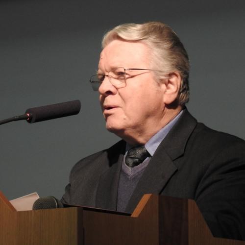 Predavanje dr. Rafka Valenčiča na posvetu o dr. Grivcu in dr. Perku