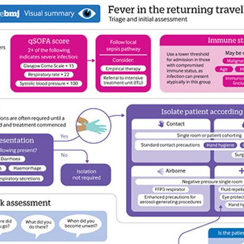 Fever in the returning traveller