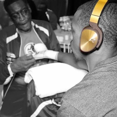 Get Up Nation Podcast Episode 12 Guest: Jamel Herring, Marine, Olympian, Professional Boxer