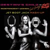 Destiny's Child vs Daft Punk - Independent Women Get Lucky (Jet Boot Jack MashUp) FREE DOWNLOAD!
