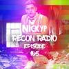 NICKYP - Recon Radio Episode #105 2018-02-20 Artwork