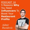 5 Reasons Why You Need Influencers To Boost Your Restaurant Profits