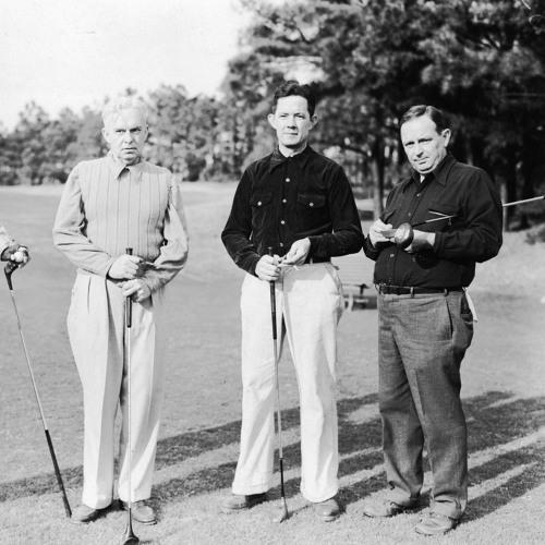 Gold Medal Doctors. Alfred Blalock. 1953.