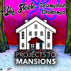 PTM Big Steele - Spongebob Challenge   Projects To Mansions