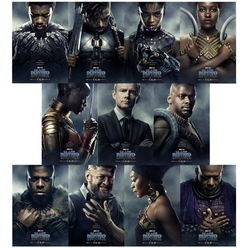 Fandom City Cinema - Black Panther