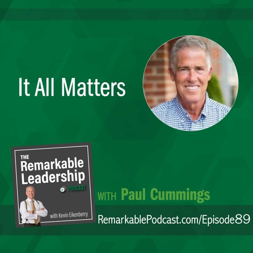 It All Matters with Paul Cummings