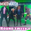 WWE Mixed Match Challenge R1 WK6 Review & Results - ROBE WARRIORS VS APOLLO & NIA JAX