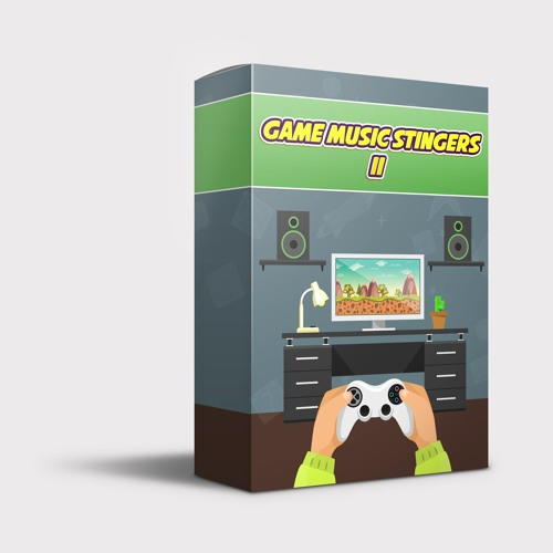 Game Music Stingers and UI Sound Effects Pack 2 by W O W SOUND