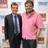 Hrishi K with Anuj Puri - Chairman 'Anarock Property Consultants Pvt Ltd'