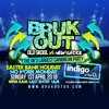 BRUK OUT - Old Skool vs New Skool - Sun 1st April - OFFICIAL MIX (Mixed by DJ Nate)