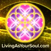 LivingAsYourSoul.com How To Get Back Into Your Body & Opening Your Heart Healing Meditation